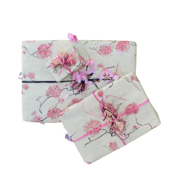 Ecological Wrapping Paper Cherry Large